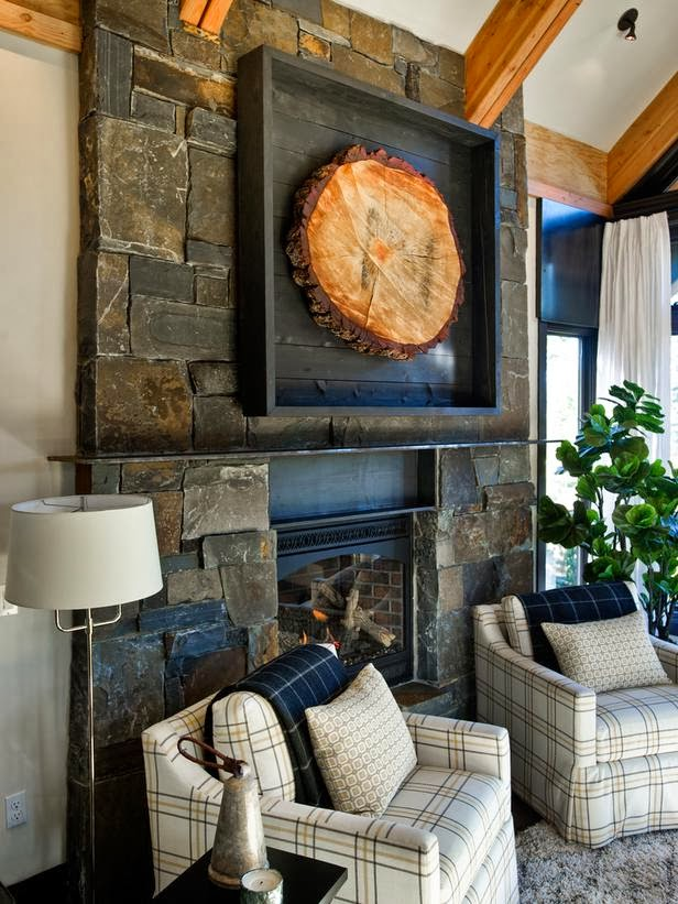 Modern Furniture: HGTV Dream Home 2014 : Living Room Pictures