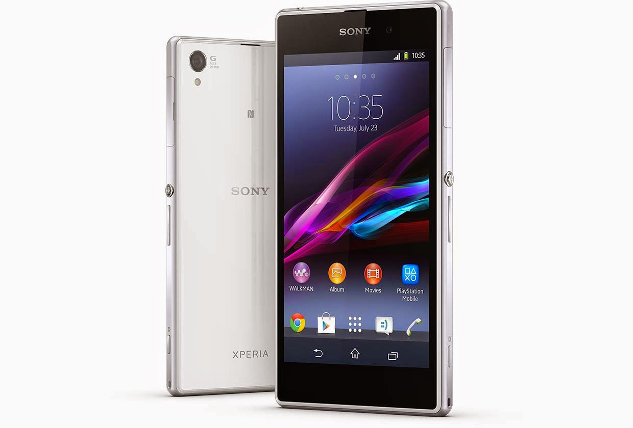 Snapdragon Processor Android Sony Xperia Z1