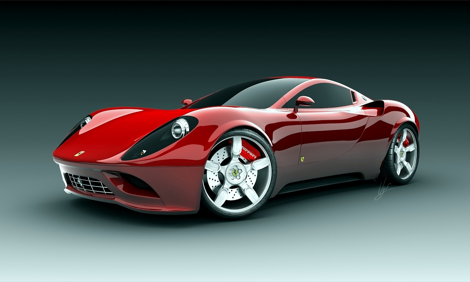 Cool Sports Cars Ferrari: The Best Sports Car