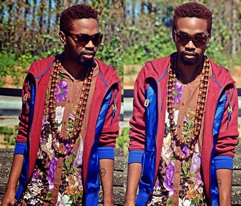 Mahlatse James, The look, Vakwetu, African fashion