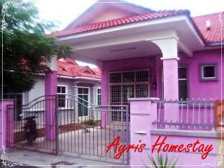 Homestay Di Kulim | Ayris Homestay