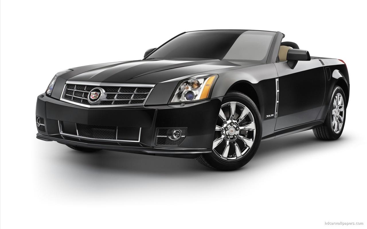 Cadillac Sports Car Xlr
