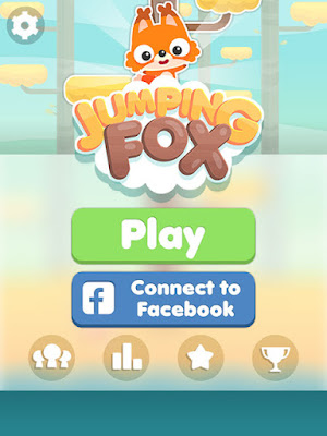 Download Free Game Jumping Fox: Climb That Tree (All Versions) Remove All Ads 100% Working and Tested for IOS and Android
