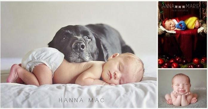 16 صورة رائعة للأطفال حديثي الولادة !