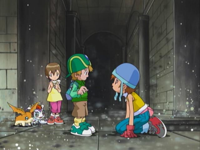 [Por Dentro do Anime com Spoilers] - Digimon Adventure [3/3] 52b