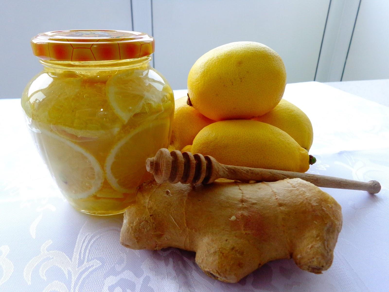 ghimbir miere lamaie pentru slabit