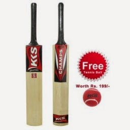 Cricket Bat – No- 5 with FREE Tennis Ball for Rs.151 at Shopclues : BuyToEarn