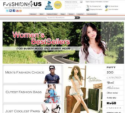 site fashion 4us