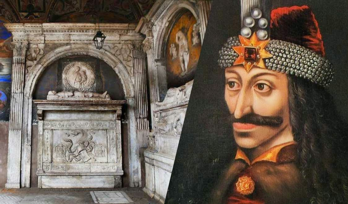 Dracula story real vampires daughter and tomb found in naples1
