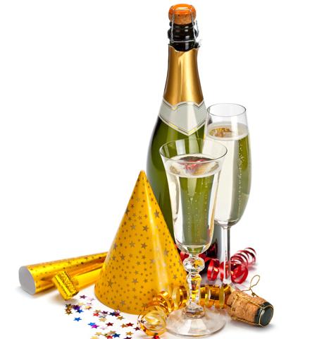 Празнична Диета с Шампанско
