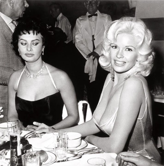 Sofia Loren, envidia