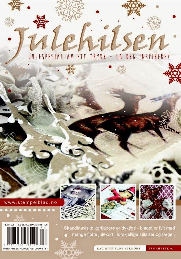 Bidragsyter Juleheftet 2014