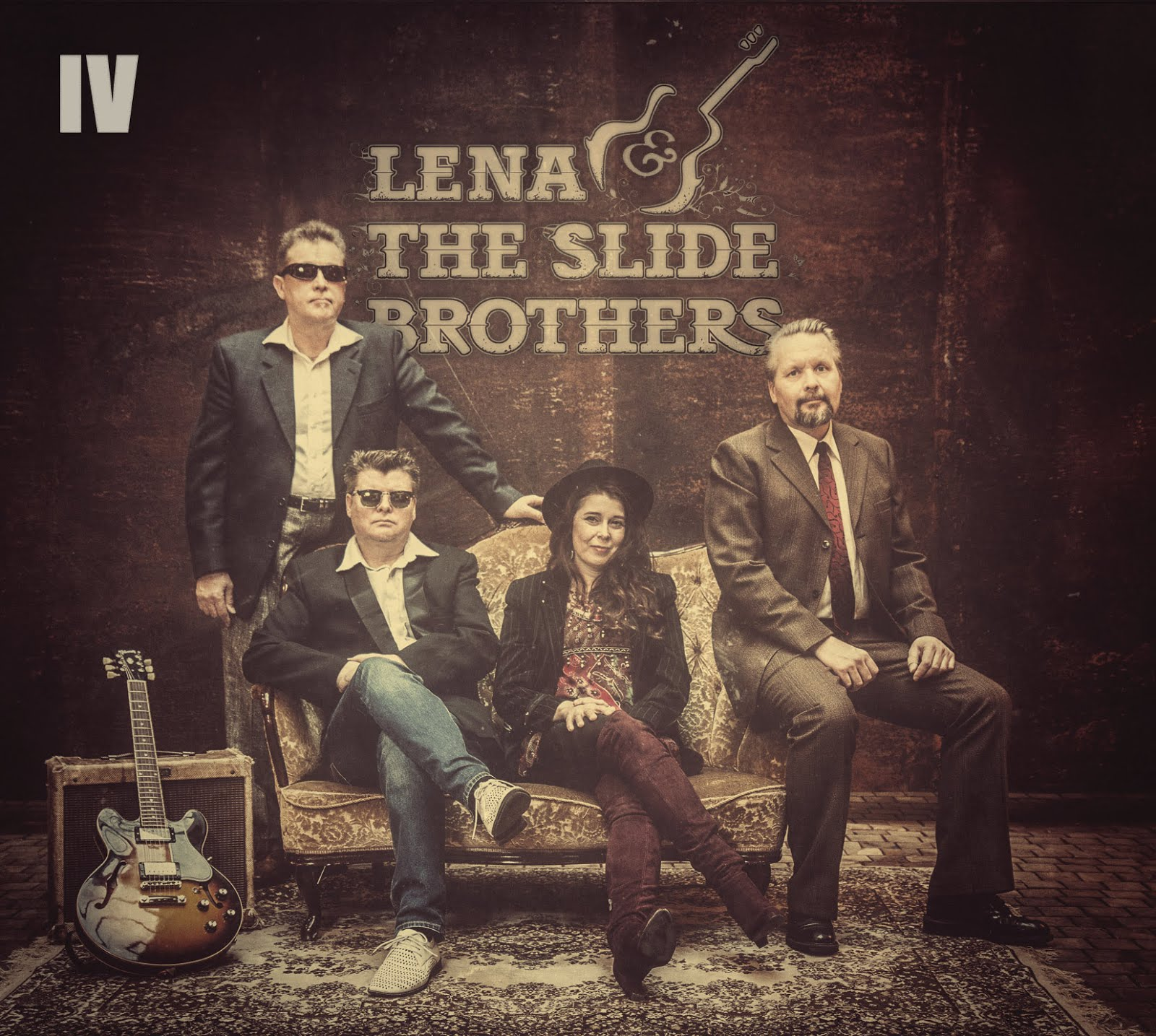 Lena & The Slide Brothers - IV Label: RetroU Art