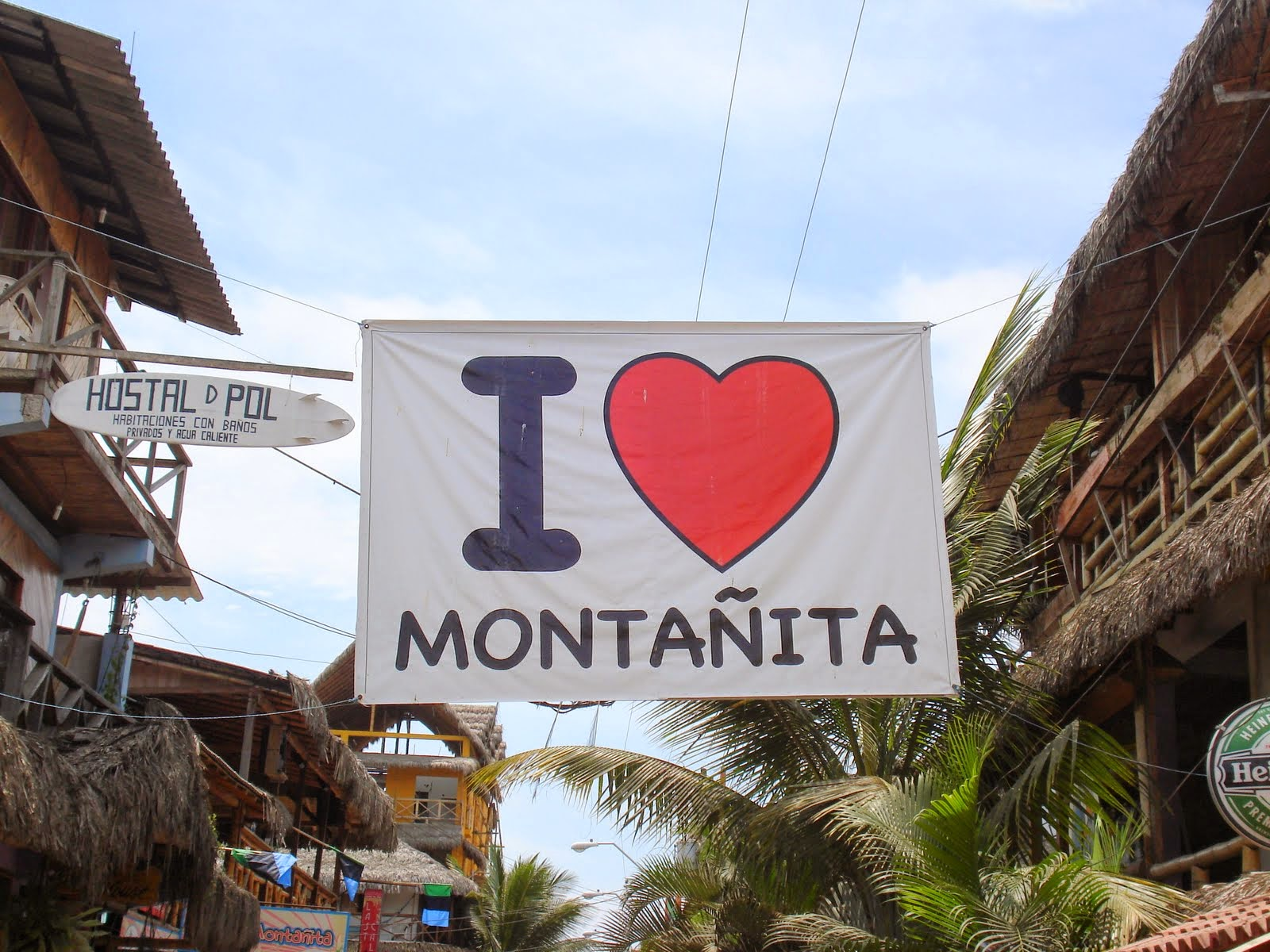 I ♥ Montañita