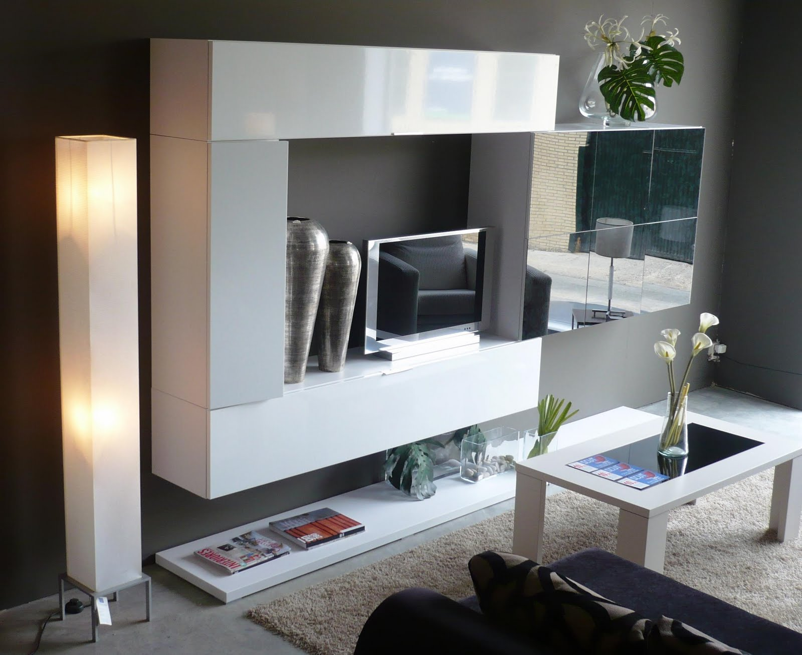 Muebles modernos ideas designs of home and garden for Muebles modulares modernos