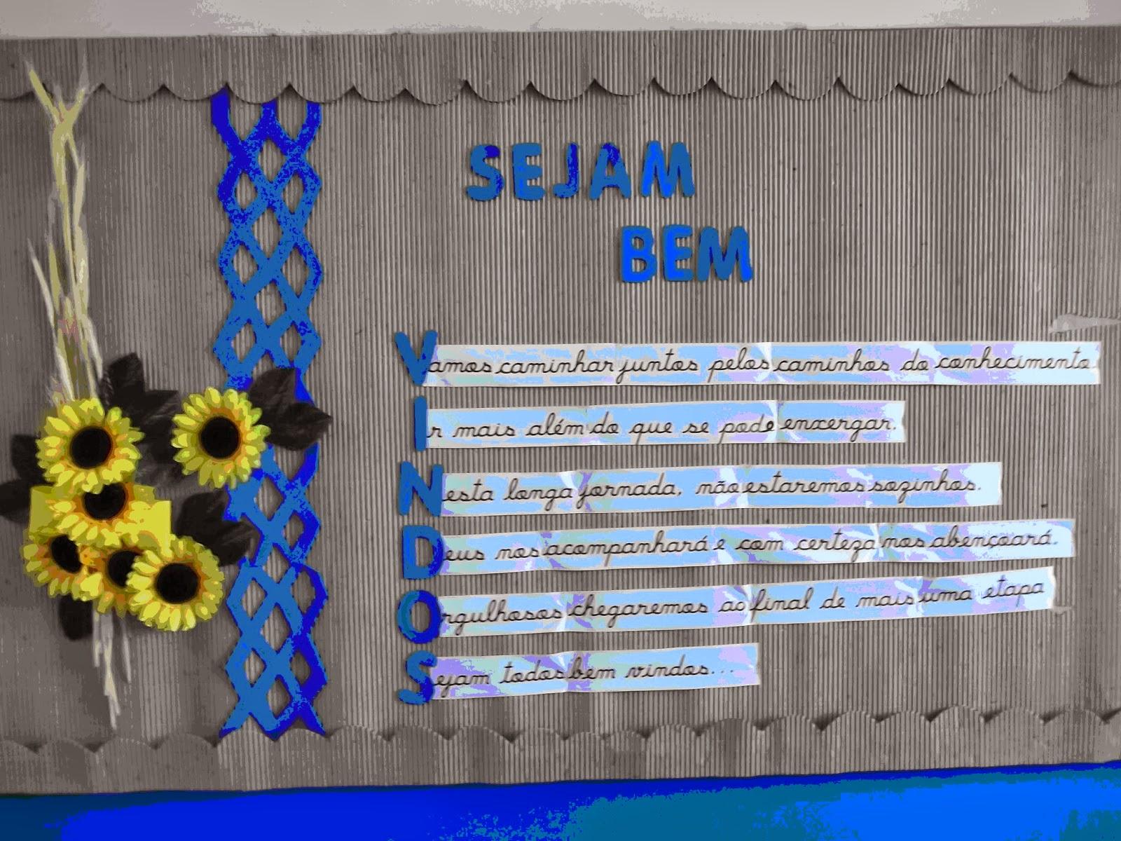 O Gosto De Aprender Para Ensinar Primeiro Dia De Aula Do Ano De 2014