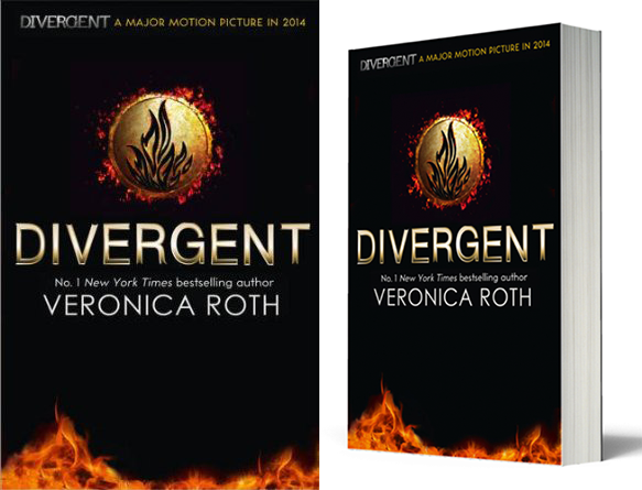 Divergent Book Cover Pictures : The divergent life new book icon cover design