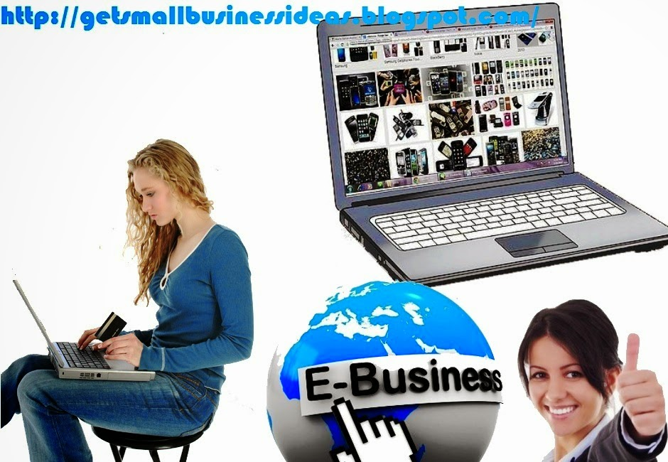 Start an eBusiness