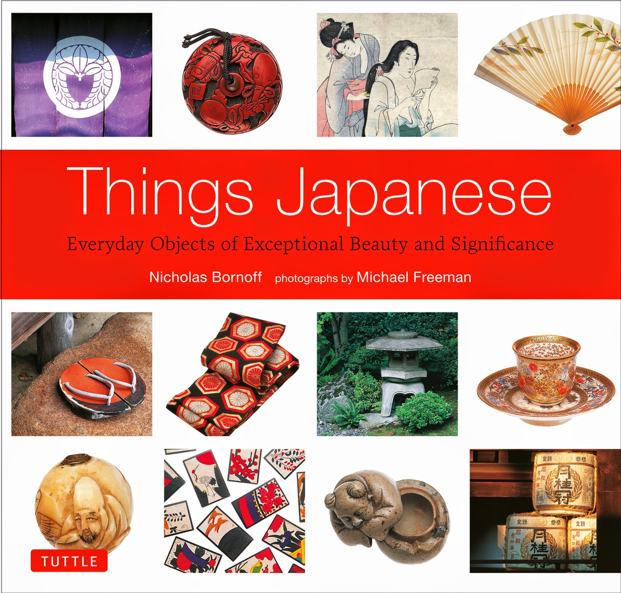 Things Japanese A Book Review And Contest