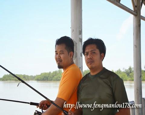 钓鱼发烧友