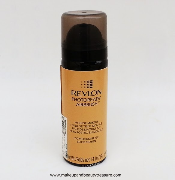 Revlon-Photoready-Airbrush-Foundation-Swatches