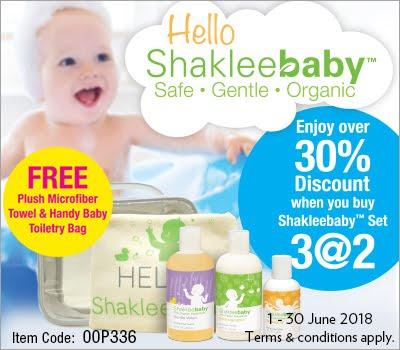 ShakleeBaby Promotion