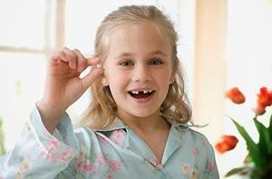 dente caindo