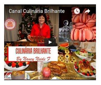 Canal YouTube Culinária Brilhante