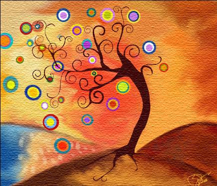 El arte no se obtiene con el tiempo ya que se nace con ello.