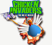 เกมส์ Chicken Invaders 2