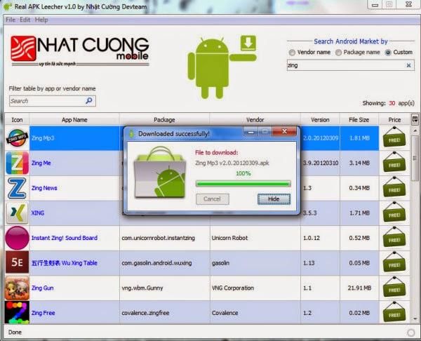 Cara Mendownload Aplikasi Google Play Store (APK) Melalui Komputer