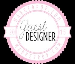 Guest Designer for 2015