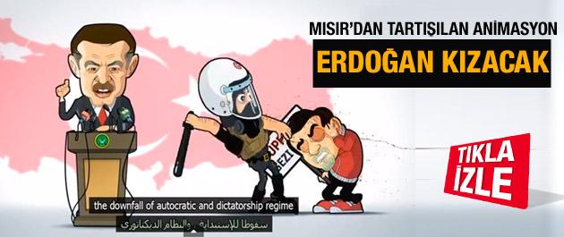 """Οι Αιγύπτιοι σατιρίζουν τη """"δημοκρατική ευαισθησία"""" του Ερντογάν! - βίντεο"""