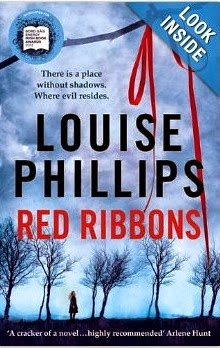 RED RIBBONS - Nominated for Best Irish Crime Novel of the Year 2012