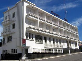 TUGSTÊNIO HOTEL - CURRAIS NOVOS-RN