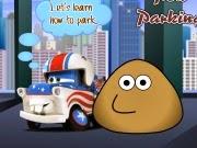 Pou Parking | Juegos15.com
