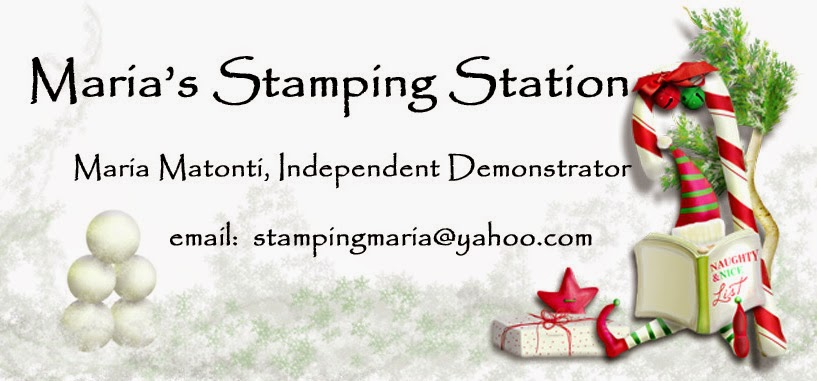 Maria's Stamping Station