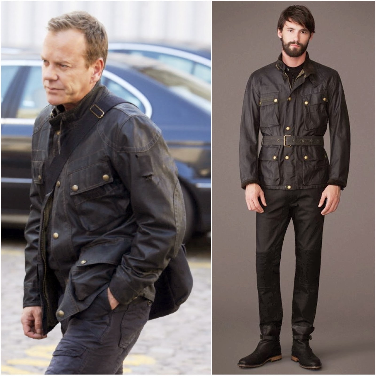 Belstaff Roadmaster London