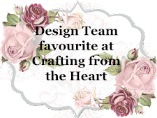 DT Favorite at Crafting From The Heart Challenge