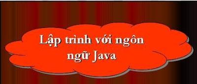 Lập trình với ngôn ngữ Java cơ bản www.c10mt.com