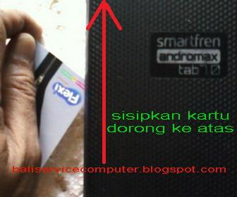 BALI SERVICE COMPUTER Andromax Smartfren Rusak