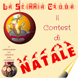 CONTEST DI NATALE de La Scimmia Cruda (Mile)