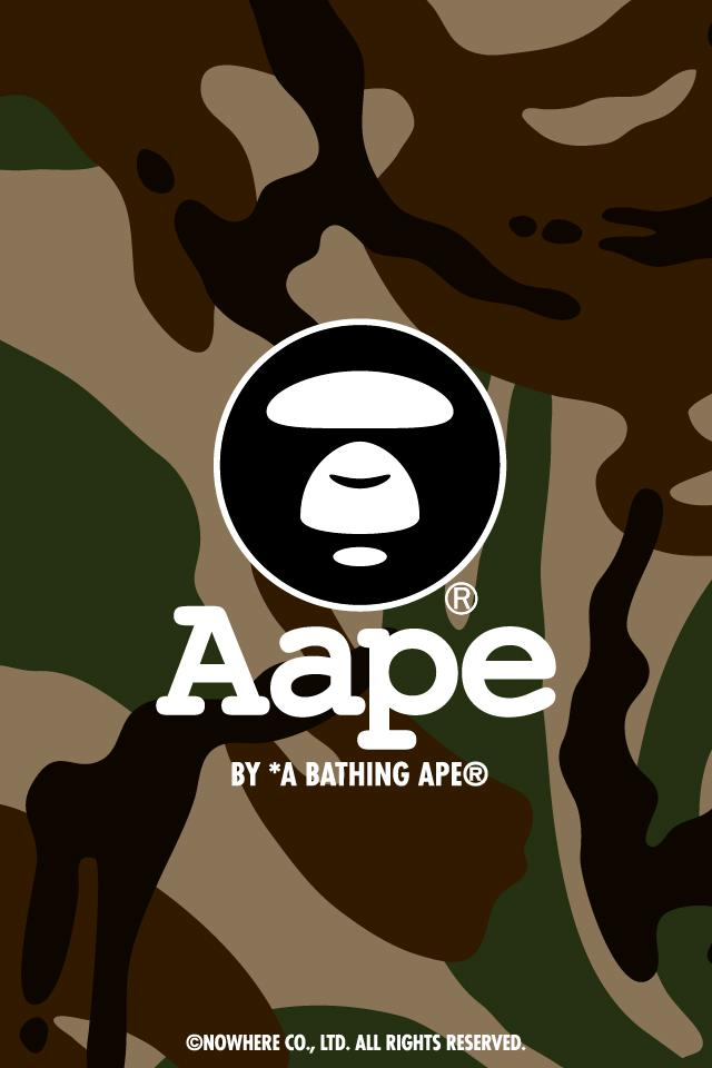 a bathing ape camo iphone 4 wallpaper pocket walls