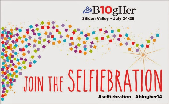 BlogHer 2014 Selfiebration