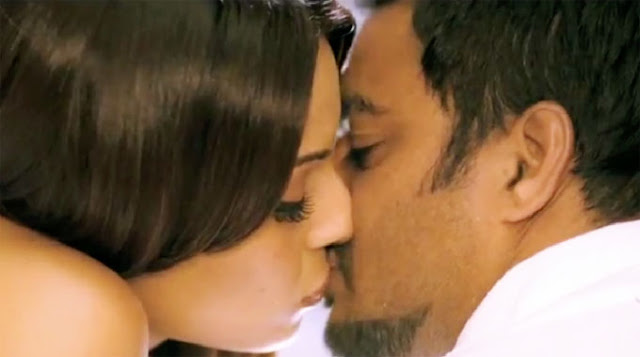Bipasha Basu Kissing
