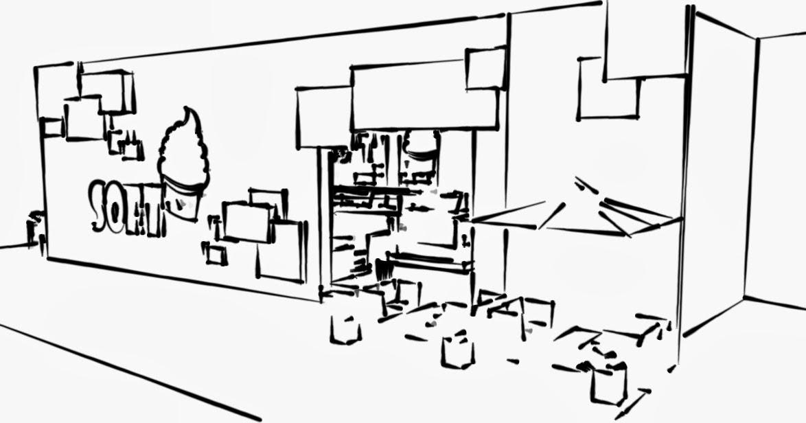 Dise o de interiores escuela de arte de motril 2 - Proyecto de diseno de interiores ...
