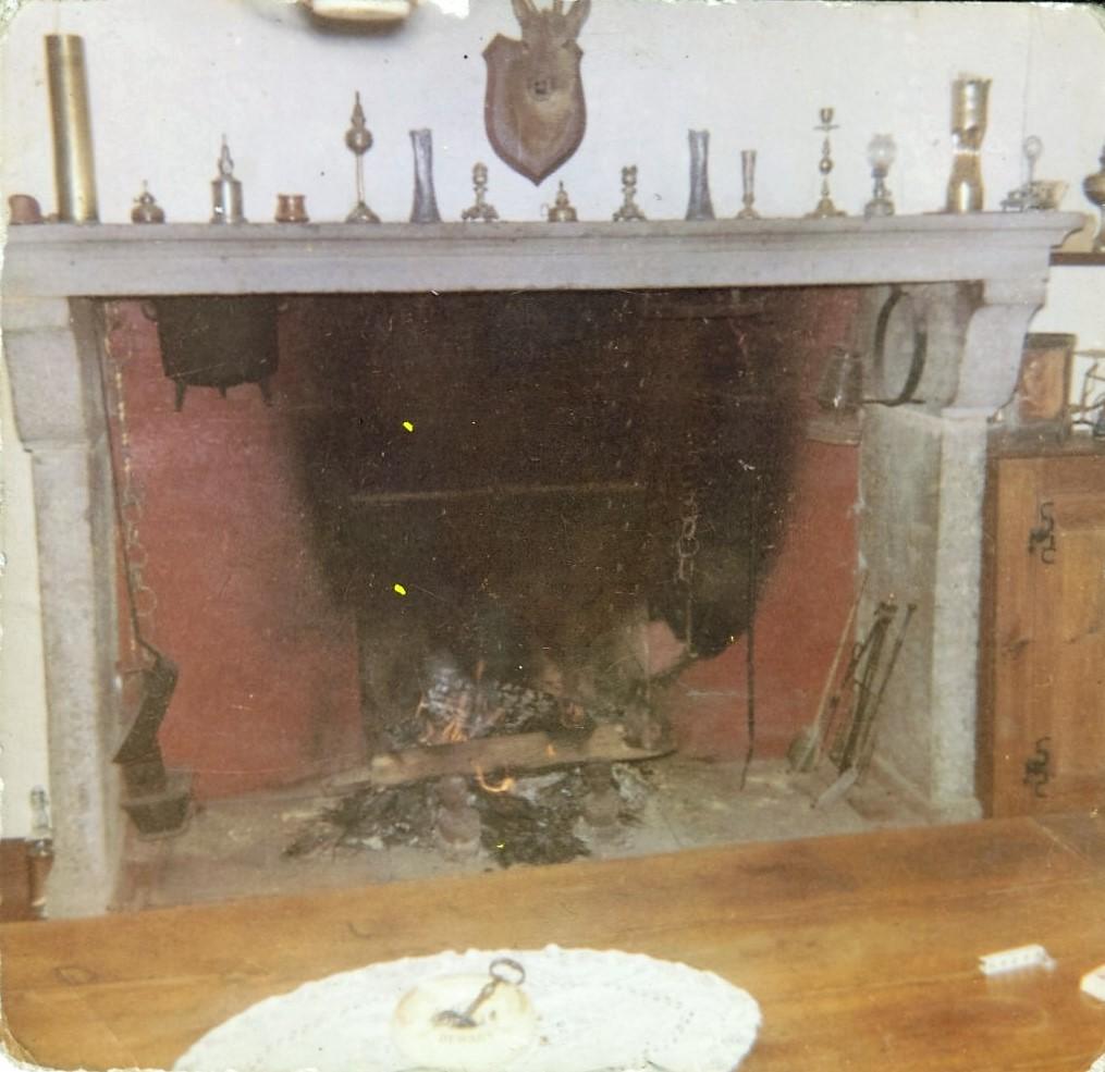 L'enfance au coin du feu