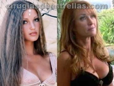 Jane Seymour antes y después