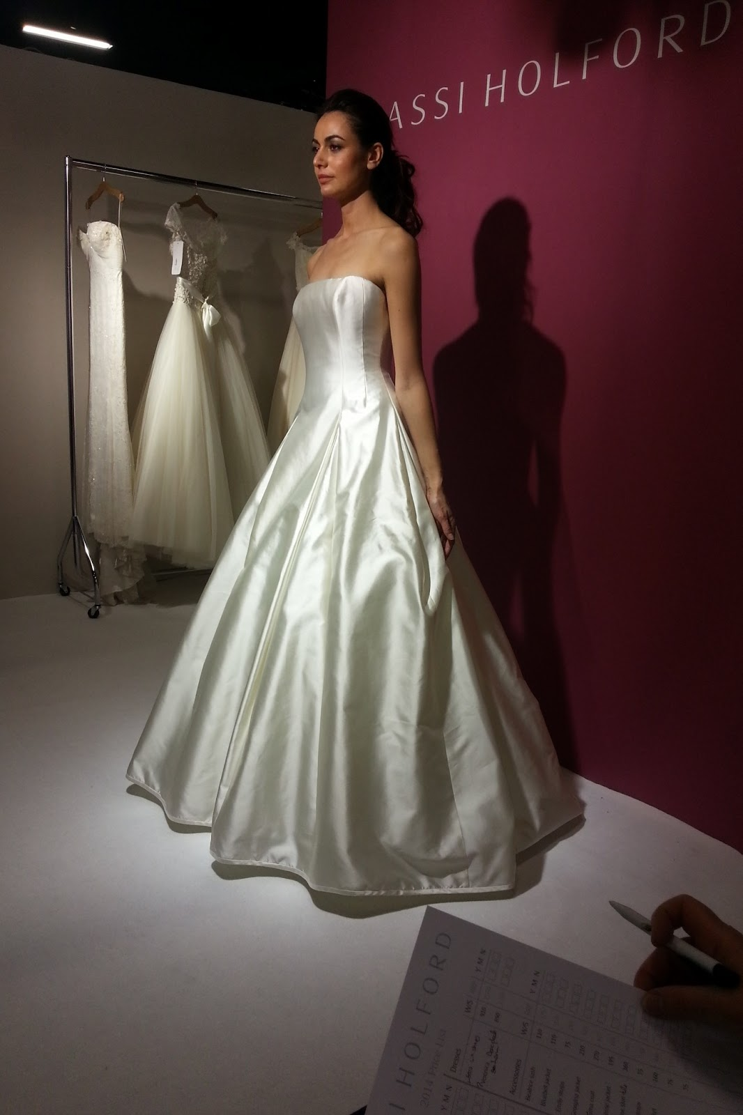 Sassi Holford Designer Weekend | BRIDES OF WINCHESTER