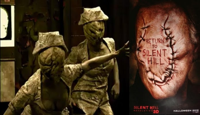 Silent hill movie news